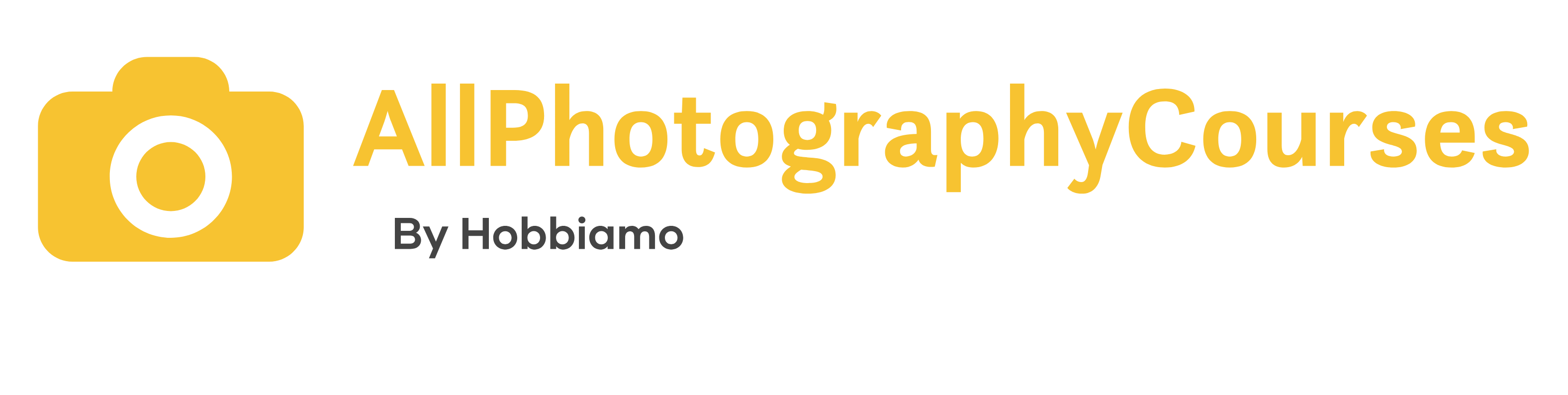 The AllPhotographyCourses Blog